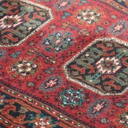 Etnisch tapijt detail