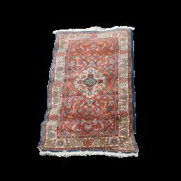 Etnisch tapijt patroon