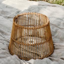 Lampenkap bamboe